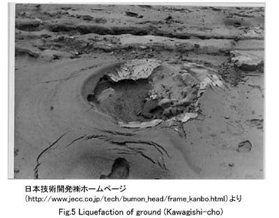 liquefaction earthquake case study